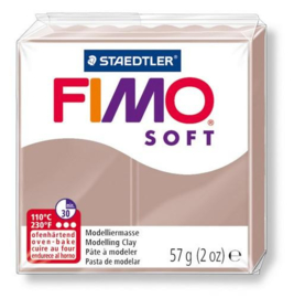 Fimo Soft taupe 57GR 8020-87