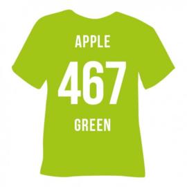 467 Apple Green ( appeltjes groen )
