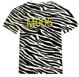 M005  Siser EasyPatterns Zebra