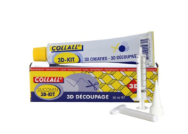 Collall 3D kit losse tube 80 ML COL3D80ML