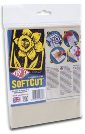 Essdee SoftCut sheet - 2 vel  200x150x3,0mm