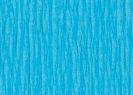 1 Pak Crepepapier lichtblauw 250X50CM