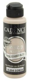 Cadence Hybride acrylverf (semi mat) Zalm 01 001 0094 0120 120 ml