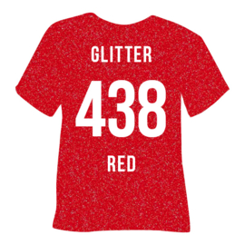 438 Glitter Red Image