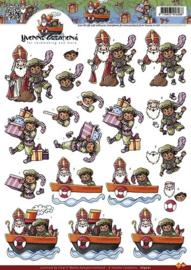 Yvonne Creations - Sinterklaas