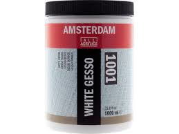 1001 Gesso Amsterdam 1000 ML