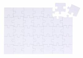 A4 Subli-Print kartonnen puzzel