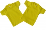 mini t-shirt Yellow