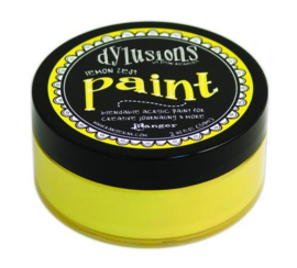 Ranger Dylusions Paint 59 ml - lemon zest DYP45991