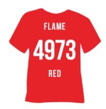 4973 Poli-Flex Flame Red Turbo