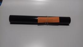 zwarte flex 24,5 x50 cm