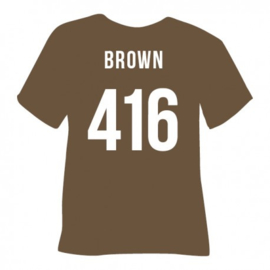 PF 416 Brown