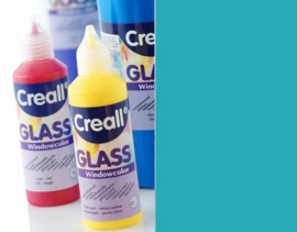Creall Glass - glasstickerverf turquoise 1 FL - 80 ML 20533