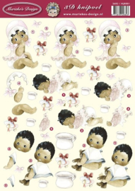 HJ10201 Marieke`s Design - Baby potje