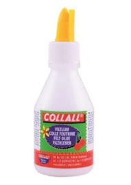 Collall Viltlijm wit 100ml 1 FL COLCF100