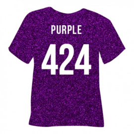 424 Purple Pearl Glitter