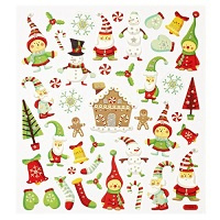HOBBY-Design Stickers Kerst IV