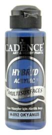 Cadence Hybride acrylverf (semi mat) Oceaan 01 001 0092 0120 120 ml