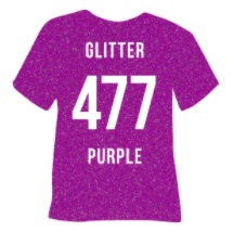 PF477 Glitter Purple