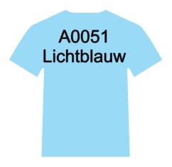 A0051   Siser Licht Blauw