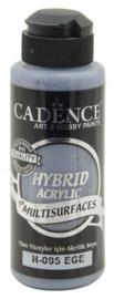 Cadence Hybride acrylverf (semi mat) Agean - blauw 01 001 0095 0120 120 ml
