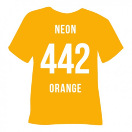 Poli- Flex Neon Oranje