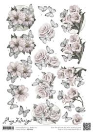 CD10727 Condoleance bloemen