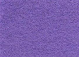 Viltlapje viscose lila   20x30cm - 1mm  1 vel