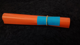 Oranje 27 x 50 cm