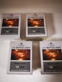 Kurk met Draadverlichting 10L - Warm wit