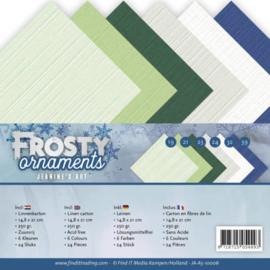 Frosty Linnenkarton a5