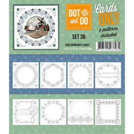 Dot and Do cards only 30