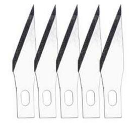 Tonic Studios Tools - 5 spare blades for kushgrip art knife (201e) 204E