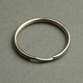Sleutelringen  25 mm  10 stuks