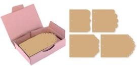 Dutch Doobadoo Dutch MDF art - scrapalbum   16x10,5cmx3mm 16x10,5cmx3mm 460.440.170