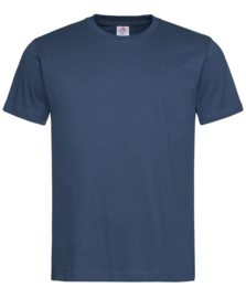 Classic-T Crew Neck Men Navy Blue Maat  L