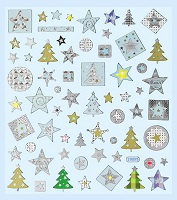 HOBBY-Design Stickers Kerst I