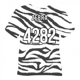 4282 Zebra