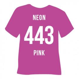 Poli- Flex Neon Pink