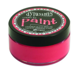 Ranger Dylusions Paint 59 ml - cherry pie DYP50964
