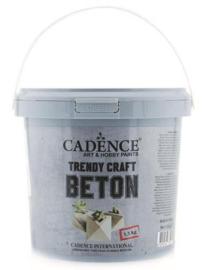Cadence Trendy Craft Beton  1,5 kg