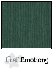 linnenkarton 1 vel smaragdgroen LHC-62 A4 250gr