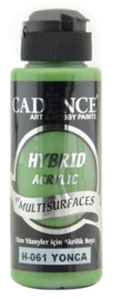 Cadence Hybride acrylverf (semi mat) Klaver 01 001 0061 0120 120 ml