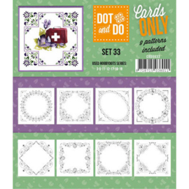 Dot and Do cards only 33