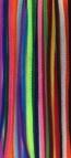 Chenille draad set mix kleuren 26 ST  6mm x 30cm