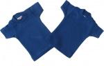 mini t-shirt Steel Bleu