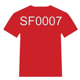 SF0007 Red Siser Soft