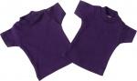 mini t-shirt Purple