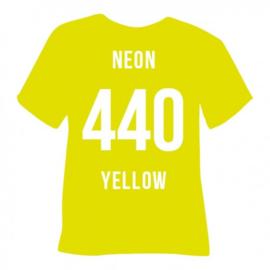 Poli- Flex Neon Geel