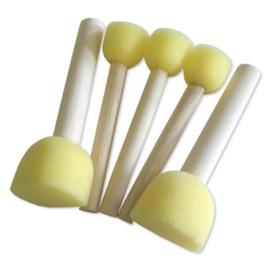 Sponge Daubers 5pcs